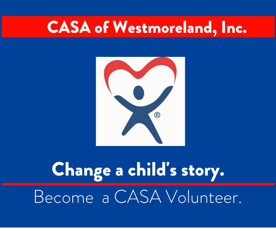 CASA Of Westmoreland Become A CASA